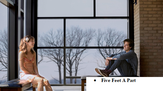 Five Feet A Part